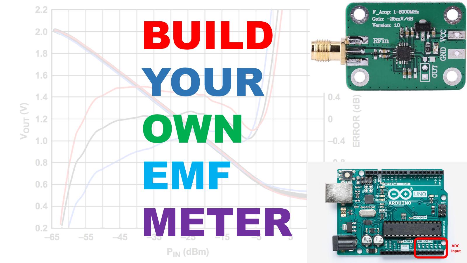DIY EMF Detector