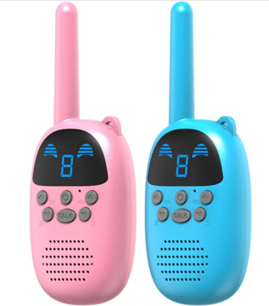 Gocom Kids Walkie Talkie