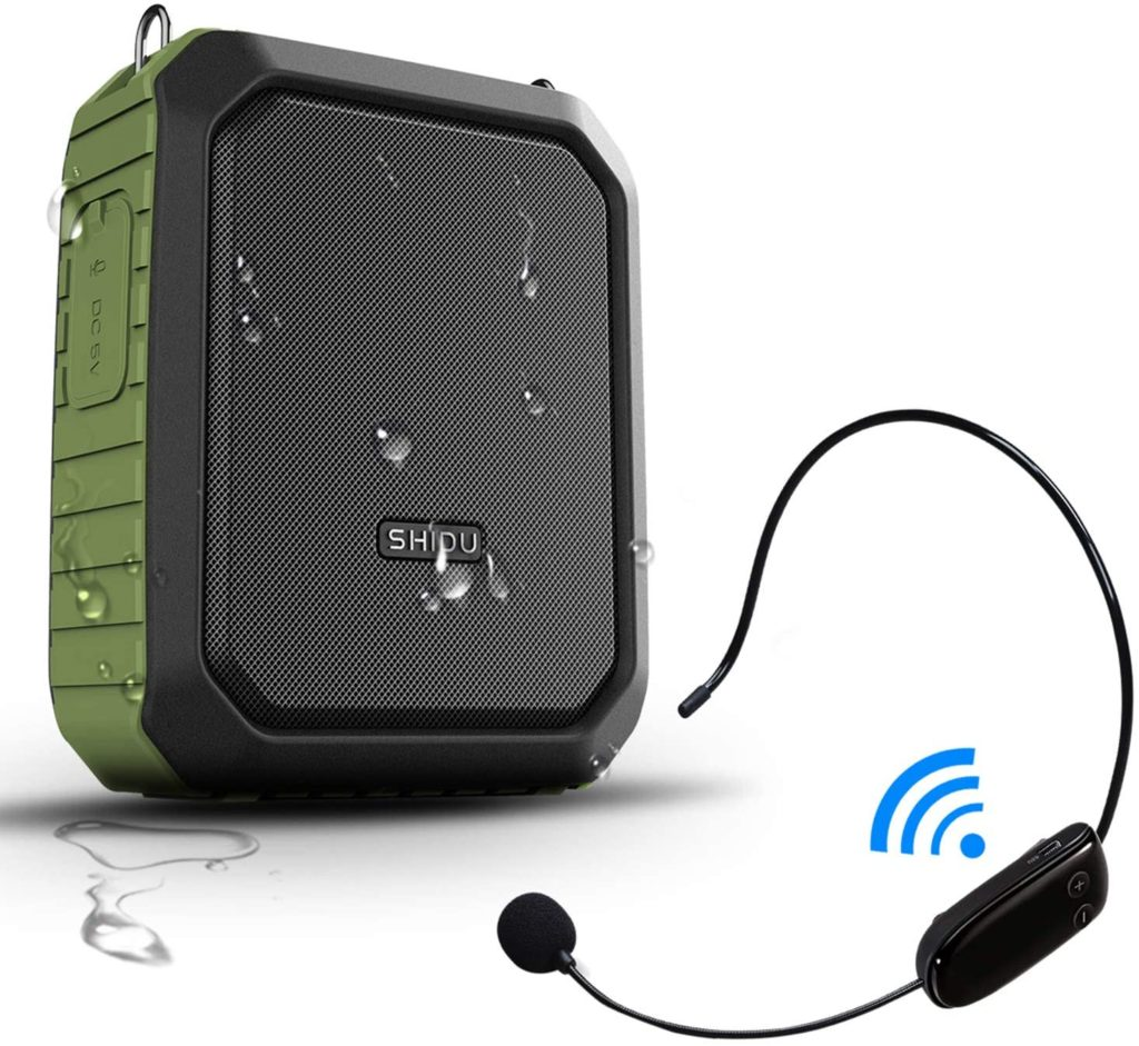 Shidu Outdoor Portable Voice Amplifier