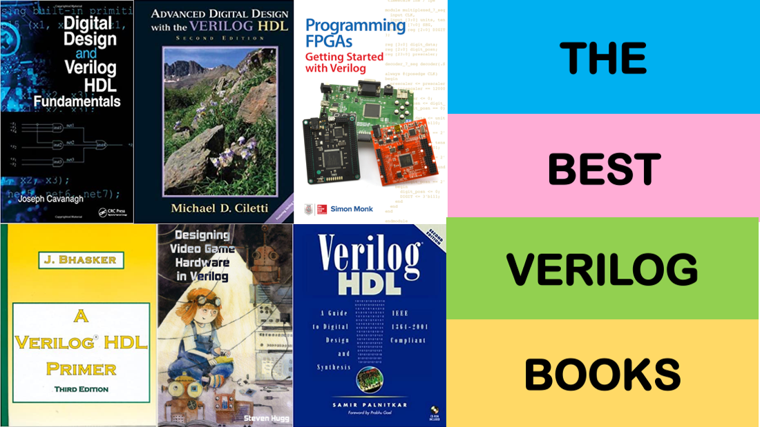 Best Verilog Books
