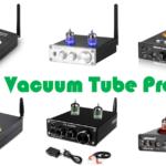 Vacuum tube preamplifier