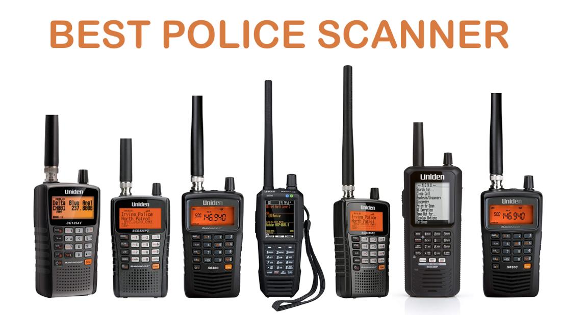 Best Uniden Police Scanner
