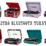 Best Retro Bluetooth Turntable