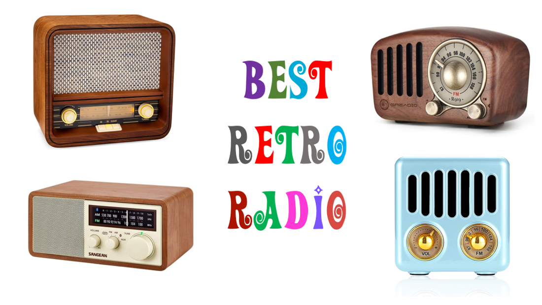 Best Retro Bluetooth Radio