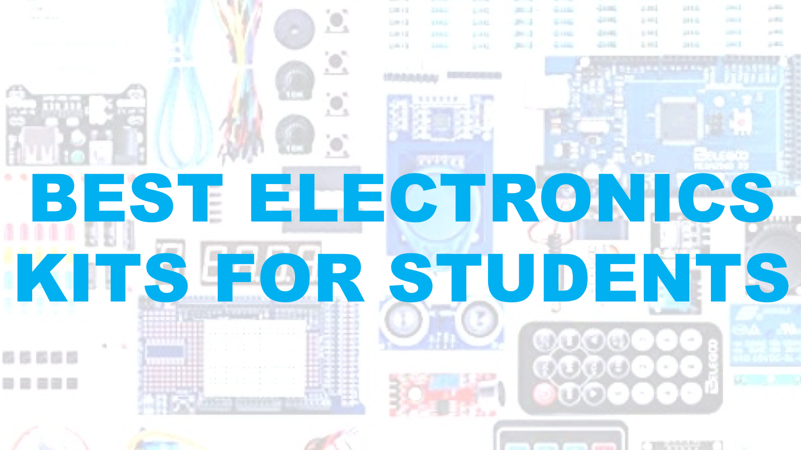 Best Electronics Kit for Students