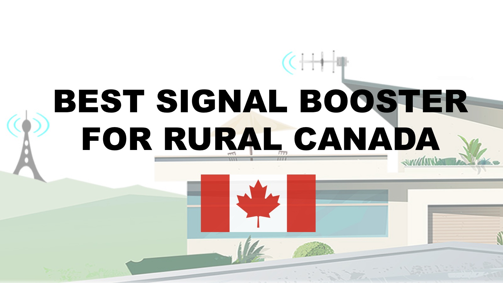 Signal Booster Repeater Canada