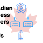 Canadian Wireless Carriers and Bands