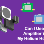Helium Low Noise Amplifier