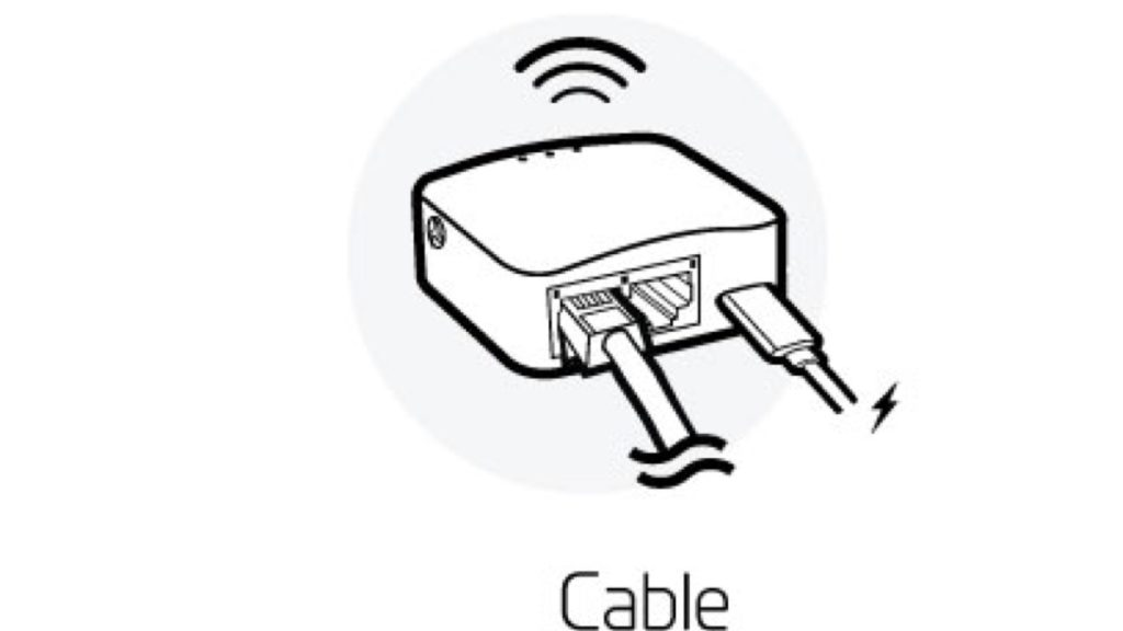 Portable WiFi Ethernet