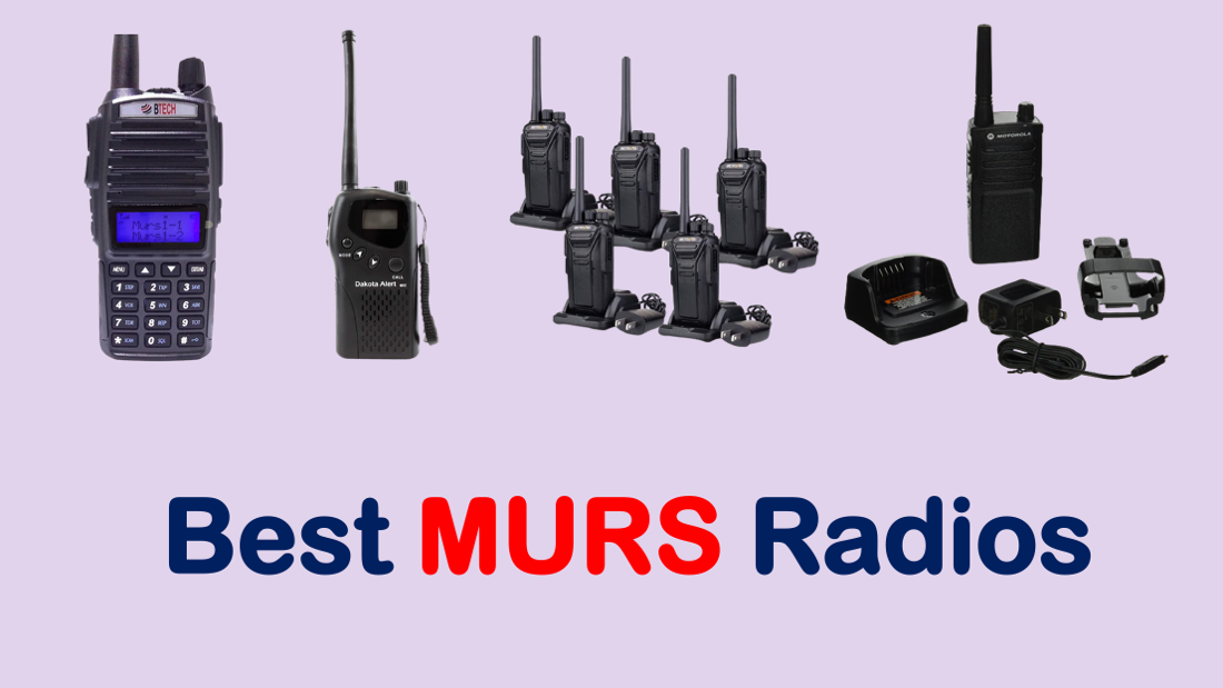 Best MURS Radio