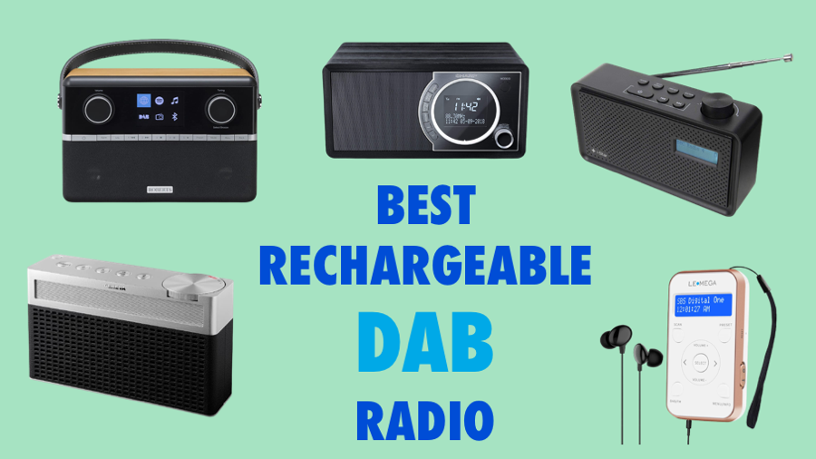 Best Rechargeable DAB Radio