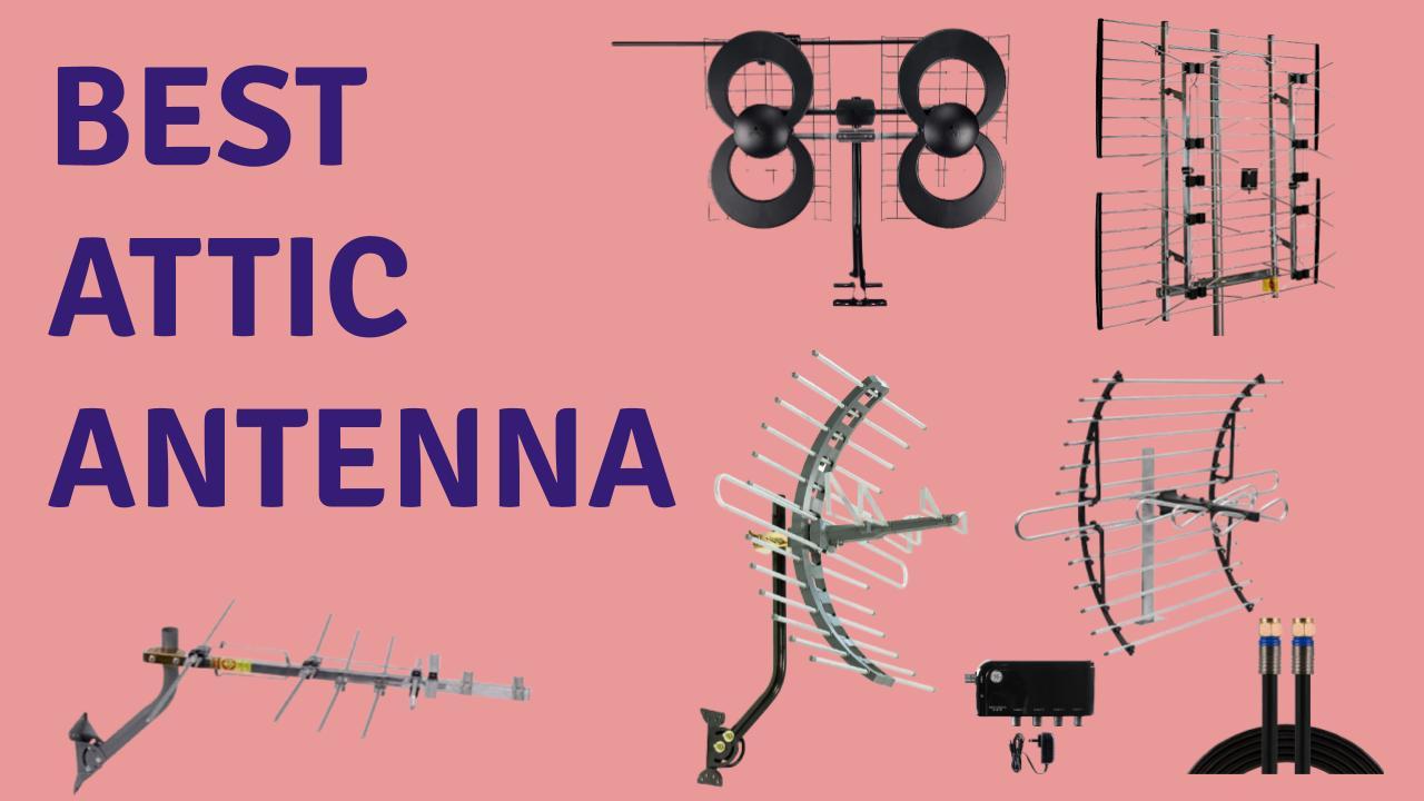 Attic TV Antenna