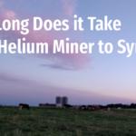 Helium Miner Sync